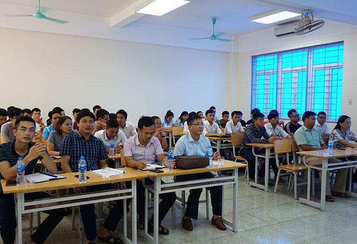 Khoa Lâm nghiệp hoàn thành tốt nhiệm vụ giảng dạy và nghiên cứu khoa học năm học 2017 - 2018